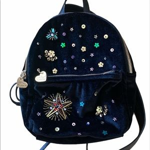Betsey Johnson New Without Tags Backpack Purse